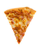 Hawaiian Pizza Slice Stock Image