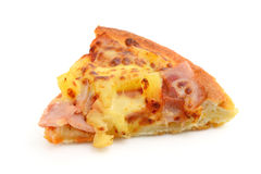 Hawaiian Pizza Royalty Free Stock Photo
