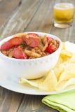 Hawaiian Pork and Beans Royalty Free Stock Photo