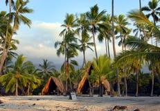 Hawaiian Sacred Site Royalty Free Stock Photography