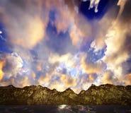 Hawaiian shore Stock Photography