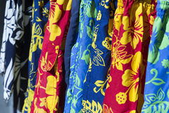 Hawaiian Shorts Royalty Free Stock Image