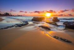Hawaiian Sunrise Royalty Free Stock Photo