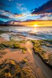 Hawaiian Sunset Stock Image
