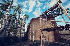 Hawaiian Tiki Stock Image