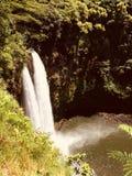 Hawaiian waterfalls royalty free stock photos