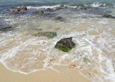 Hawaiian waters Royalty Free Stock Photos
