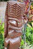 Hawaiibo Tiki Royaltyfri Fotografi