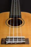 Hawaiische Gitarre der Ukulele Stockfoto