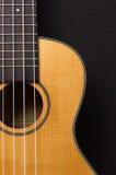 Hawaiische Gitarre der Ukulele Lizenzfreies Stockfoto