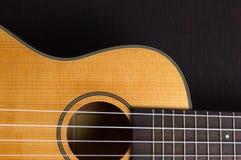 Hawaiische Gitarre der Ukulele Stockbilder