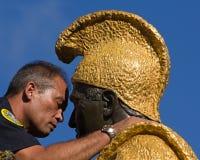 Hawaiischer Kuss lizenzfreies stockfoto
