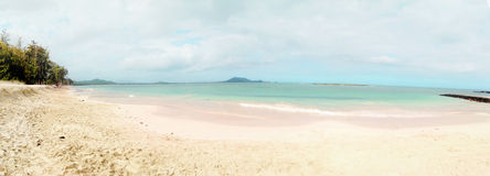 Hawaiischer Strand lizenzfreie stockfotos