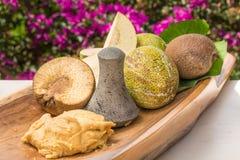 Hawaiischer Ulu Paiai Stockfoto