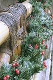 Hawaiisches Weihnachten Stockfoto