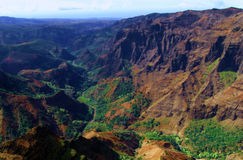 hawajczyka krajobrazu zdjęcia royalty free