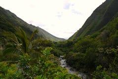 hawajczyka krajobrazu Zdjęcie Royalty Free