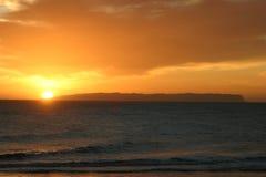 hawajczyka słońca Obrazy Royalty Free