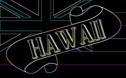 Hawaje ślimacznica ilustracja wektor