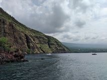 Hawaje krajobraz Fotografia Royalty Free