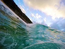 Hawaje surfing Obraz Stock