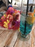 Hawaje wakacje obraz royalty free