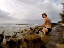 Hawajska fantazja Zdjęcia Royalty Free