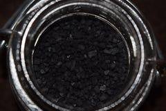 Hawajska Powulkaniczna sól Fotografia Stock