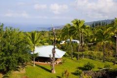 hawajska zamieszkania zdjęcia royalty free
