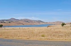 Hawanedam in Swasiland stock foto