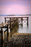 Hawcraig Pier, Stock Images
