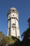 Hawera water tower Royalty Free Stock Photo