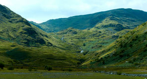 Haweswater, Cumbria Photographie stock