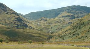 Haweswater Fell, Cumbria stock footage