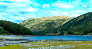 Haweswater Reservoir, Cumbria Royalty Free Stock Photography