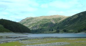 Haweswater Reservoir, Cumbria stock video