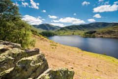 Haweswater southern end Royalty Free Stock Image