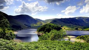 Haweswater royalty free stock photo