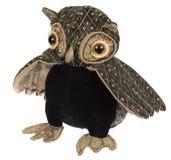 Hawk. Dark hawk for kids toy Stock Image