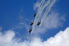Hawk aeroplane Royalty Free Stock Photo