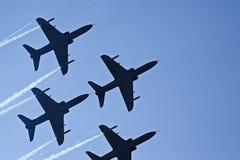 Hawk aeroplane Stock Image