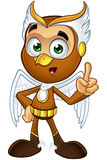 Hawk Boy - avere un'idea royalty illustrazione gratis