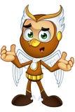Hawk Boy - confuso illustrazione vettoriale