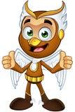Hawk Boy - due pollici su illustrazione vettoriale