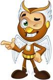 Hawk Boy - Hawk Boy - indicare royalty illustrazione gratis