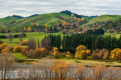 Hawke S Bay In Autumn. New Zealand Stock Photography