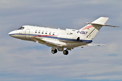Hawker 125 Royalty Free Stock Photography