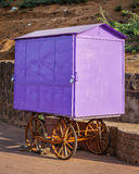 Hawker cart, India Stock Images
