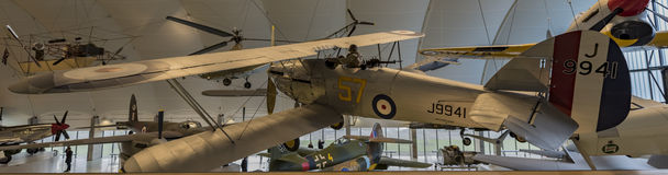 Hawker Hart Royalty Free Stock Images