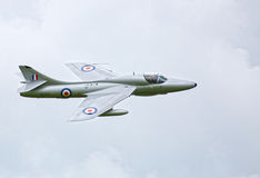 Hawker hunter T7 Stock Images